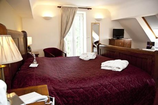 The Old Rectory Country Hotel and Golf Club: junior suite