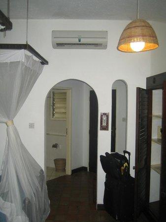Severin Sea Lodge:                                     chambre                                  