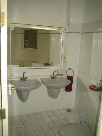 Severin Sea Lodge:                                     salle de bains
