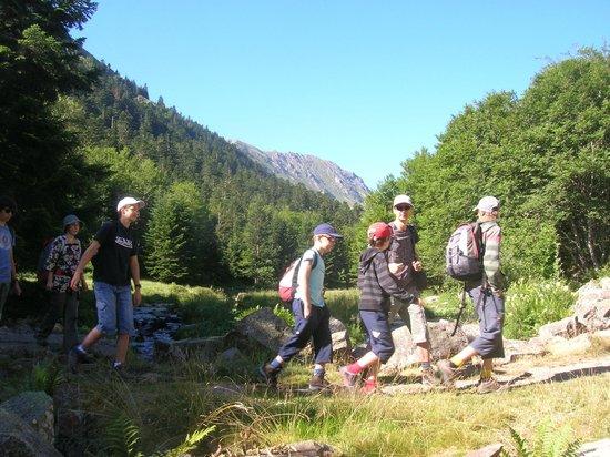 La Grande Cordee: Randonnée en vallées d'Ax