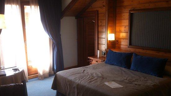 Hotel Grevol Spa:                   Habitación Superior