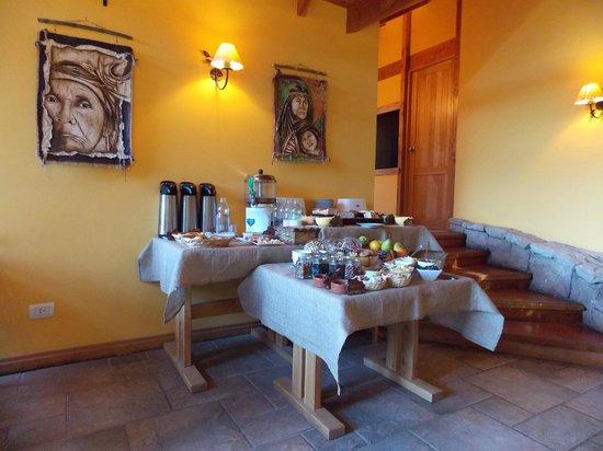 Peninsula Petit Hotel:                   Increíble desayuno.