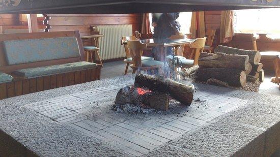 Hotel Grevol Spa:                   Bar/Zona desayuno