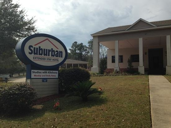 Suburban Extended Stay Hotel:                   Beautiful Property!