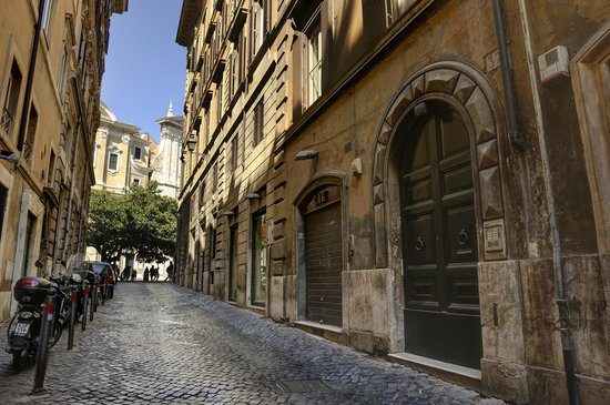 Roma Resort Navona: Esterno Relais de Cartari