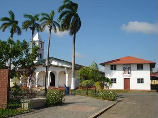 Hostal Doña Maria: Centro de Pedasi