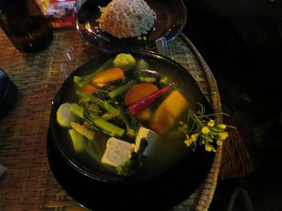 Secret Learning Restaurant:                   The best soup in Chiang Mai!