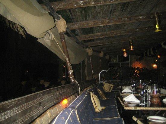 Severin Sea Lodge:                                     Resto