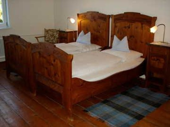 Haus Gothensitz, Apartments, Rooms: Zirbenholzbetten