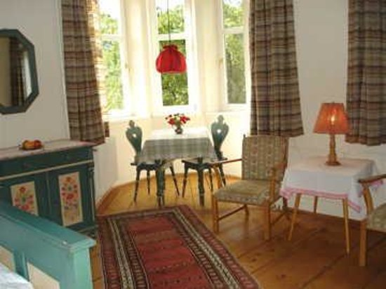 Haus Gothensitz, Apartments, Rooms: bedroom