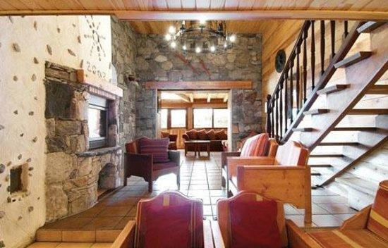 Chalet Alaska : Lounge area