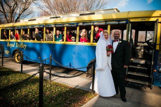 Royal Trolley Tour Dc