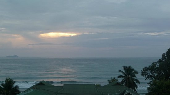 """Ocean View Guest House:                   vue mer chambre """"takamaka"""""""