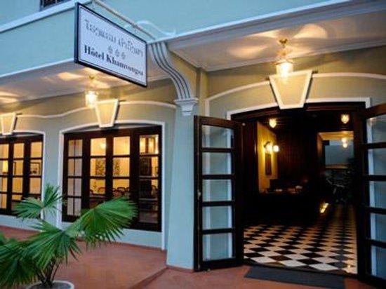 Hotel Khamvongsa Photo