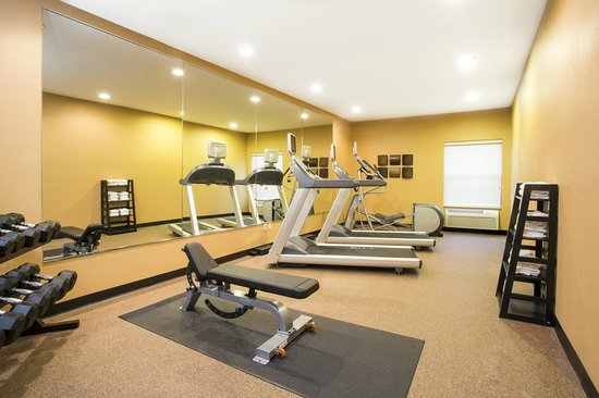 Best Western Plus Mishawaka Inn: Fitness Center