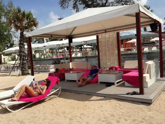 Angsana Laguna Phuket:                   xana beach