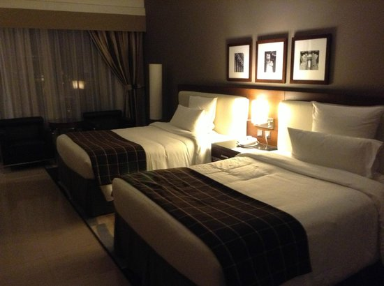 Four Points by Sheraton Sheikh Zayed Road, Dubai:                   Room 1205