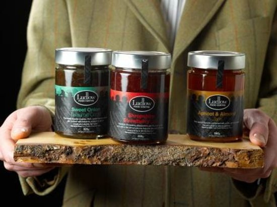 Ludlow Food Centre: Home made jams