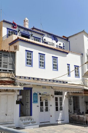 Photo of Hotel Delfini Hydra