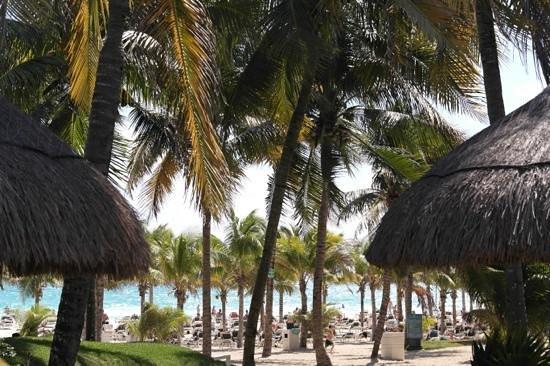Hotel Riu Playacar:                   feb '13 goed, sfeervol hotel ..