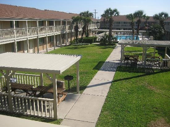 Photo of The Courtyard Condominiums Port Aransas