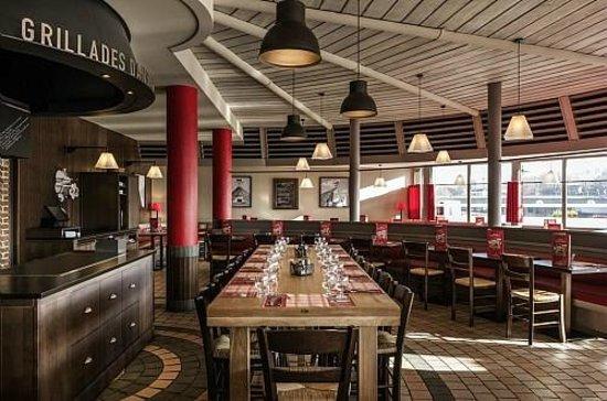 Ibis Paris Defense Courbevoie: Restaurant