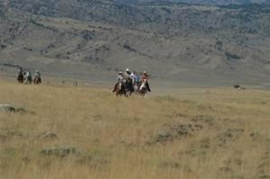 The Bucking S Ranch Photo