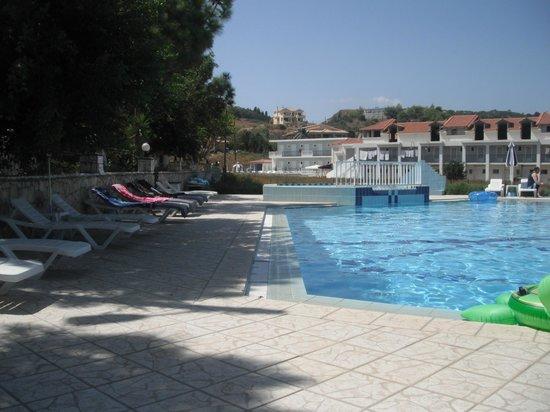Timotheos Studios:                   Pool
