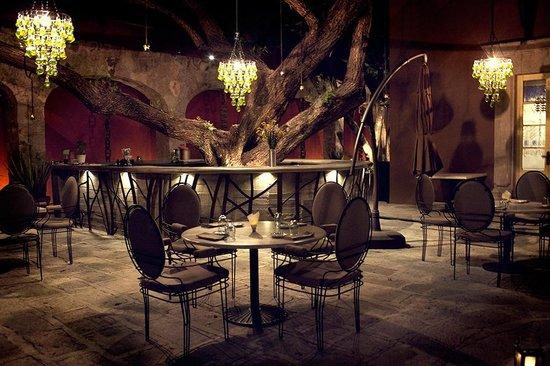 Hotel Nena: Restaurante Calenda