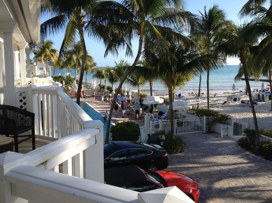 Southernmost Beach Resort:                   I told you the view was GORGEOUS!