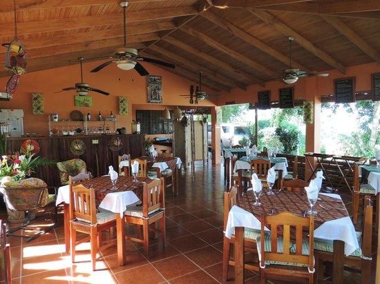 Ylang Ylang : Dining room
