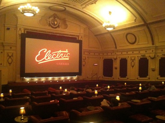 Room Picture Of Electric Cinema London Tripadvisor