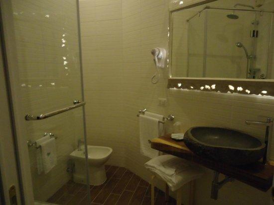 Mini Hotel: Bagno camera