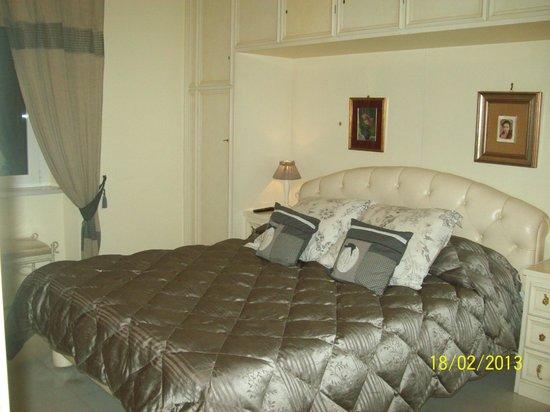La Maison Del Corso:                   mi preciosa habitación