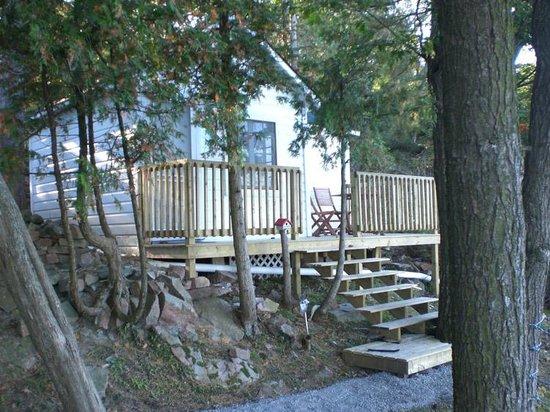 Horseblock Point Cottages Photo