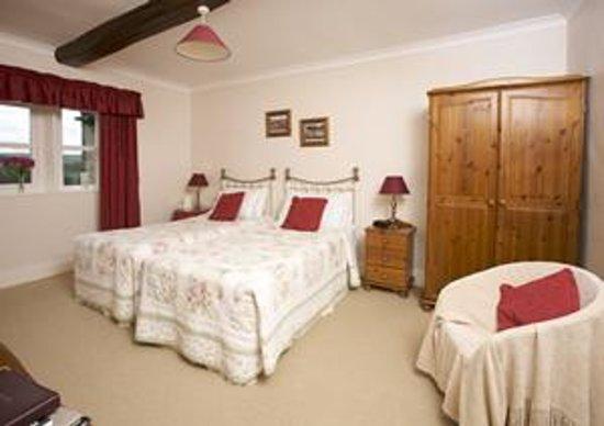 Scaife Hall Farm: Bedroom