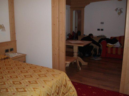 L'Hotel Crepes de Sela:                   Habitación