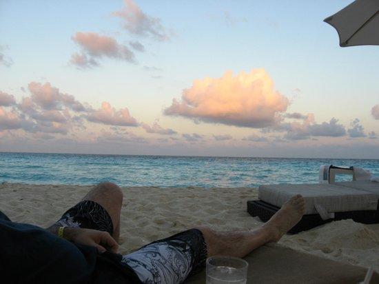 Sun Palace:                   Beach