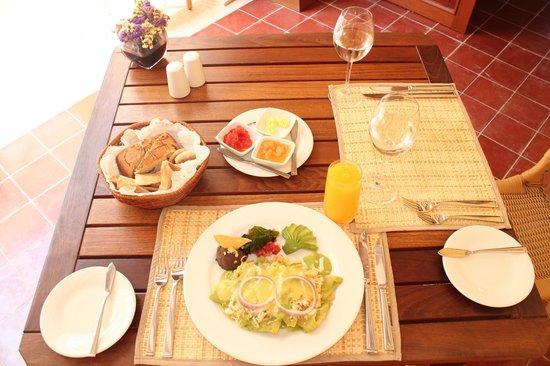 Desayuno completo para empezar bien el día