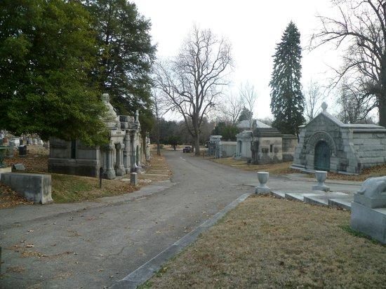 Mount Mora Cemetery:                   Street