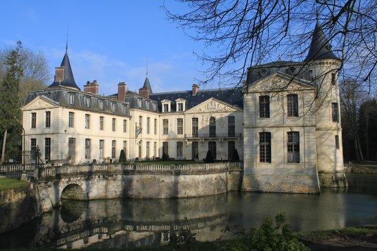 chateau dermenonville le chteau - Chateau D Ermenonville Mariage
