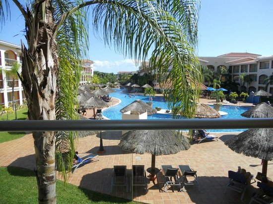 Sandos Playacar Beach Resort:                   Adult pool