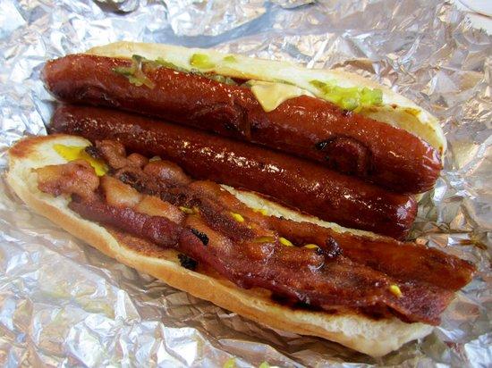 Five Guys Hot Dog Review Uk
