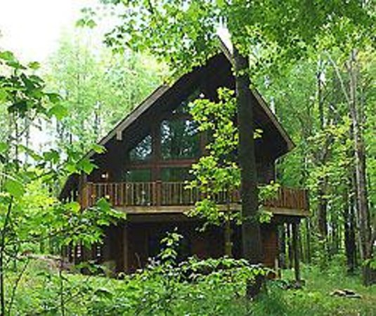 Laurelville, OH : Laurel Ridge Cabin