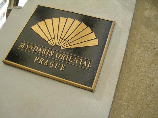 Mandarin Oriental, Prague:                                     4