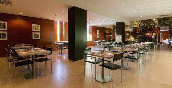 Hotel H2 Elche: Restaurante