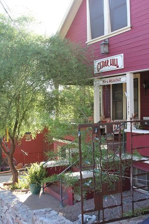 Cedar Hill Bed And Breakfast Globe Az