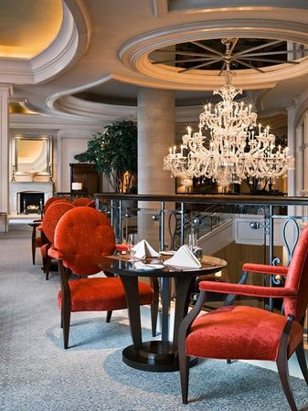 The St. Regis Atlanta: All Day Dining in Astor Court