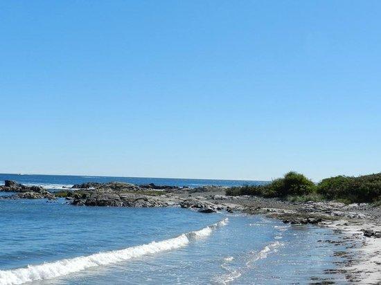 Kennebunk Beach Narragansett Point