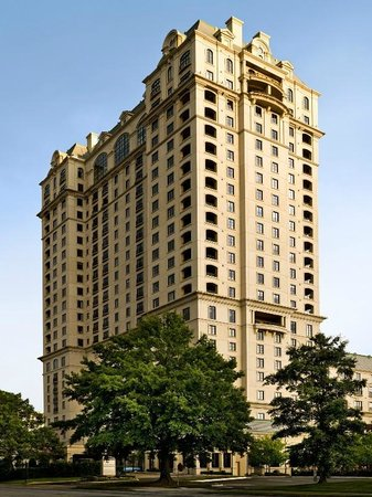 The St. Regis Atlanta: Exterior